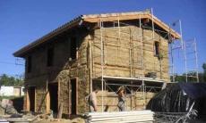Por qué construir con pacas de paja
