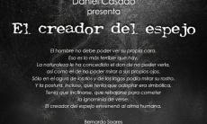 Daniel Casado: El creador del espejo.