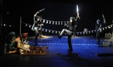 Cristina Silveira. Dramaturgia y danza de Karlik Danza-Teatro (1/2)
