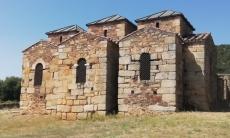 Santa Lucía del Trampal, arte prerrománico en Extremadura