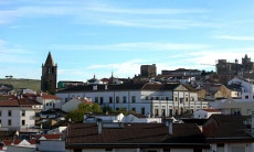Cáceres, ciudad Extrem