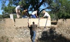 Construir con tierra: nuevas vías para la construcción sostenible en Extremadura