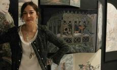 María José Gallardo expone Non sine soli iris en Villafranca