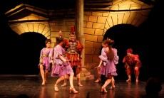 Miles gloriosus, de Teatro de papel, en Sala Guirigai