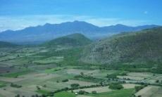 Ruta por los alcornocales del Valle de Matamoros.