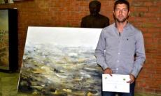 Javier Fernández Carretero, XVI Premio FIG de Pintura